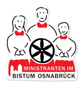 Ministranten im Bistum Osnabrück_Logo