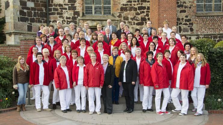 Mitarbeiter Pflegedienst St. Elisabeth
